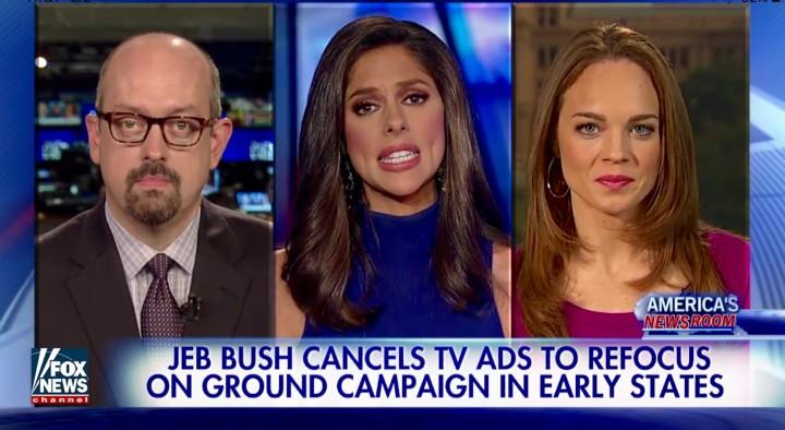 VIDEO: Bush & Carson What's Next?