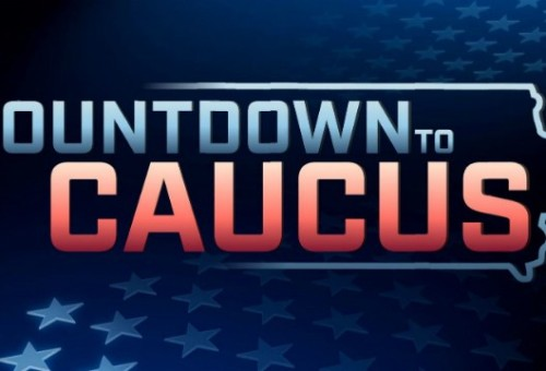 COUNTDOWN TO THE CAUCUS: Down to the wire…
