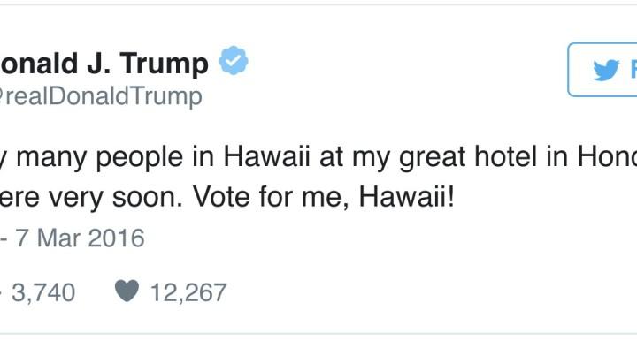 PROOF: L-Y-E-N' Donald…