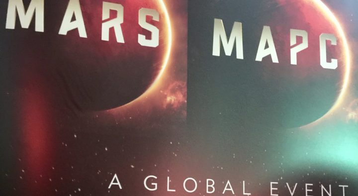 NatGeo's MARS: A Global Series Event