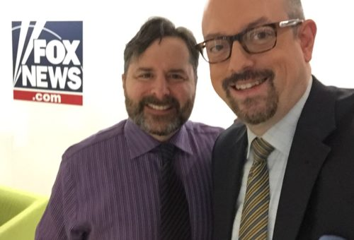 Best Day ever… for me… at Fox News.