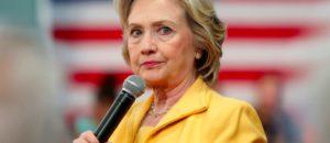 Hillary: Strange & Deeply Disturbing