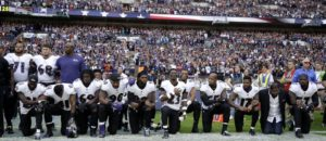 How #TakeAKnee Was Built On A Lie