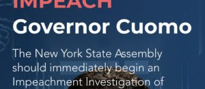 Voter Petition To Impeach Cuomo Hits 50k